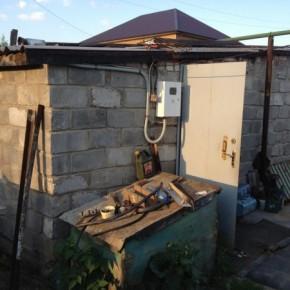 Казанские блогеры строят дом для семьи погорельцев