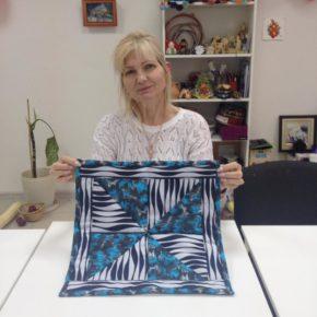Мастерская добрых дел: Текстильная мозаика