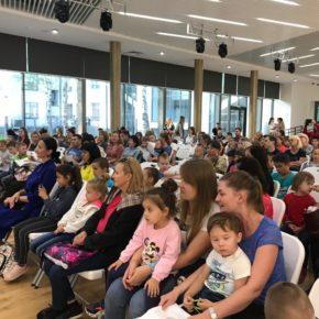 Спектакль «Дорогами добра» в честь Чемпионата WorldSkills  собрал более ста юных зрителей