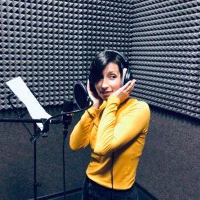 «День добрых дел» записал аудиокниги для слабовидящих в рамках проекта «Студия «Кислород»