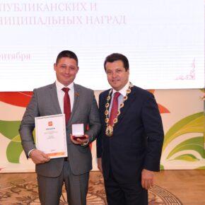 В Казани наградили волонтеров и благотворителей общероссийской акции #МыВместе