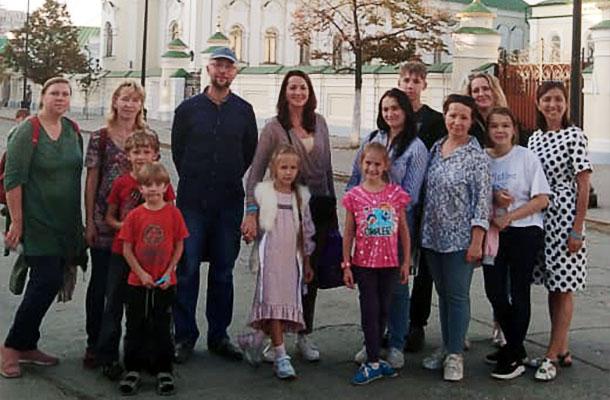 Городская экскурсия «Добрая Казань — прошлое и настоящее»