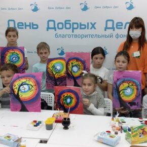 Мастер-класс от ЦДТ Вахитовского района