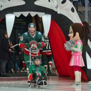 Казани состоялся пятый юбилейный матч проекта «Хоккей каждому»