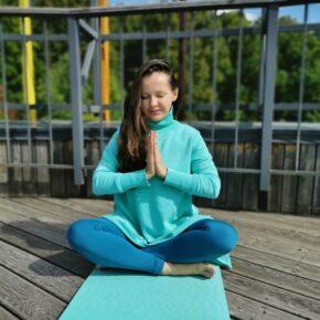 Йога для фонда с Юлией Ходжаевой