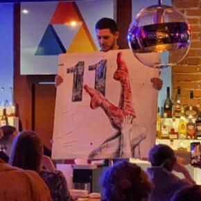 Аукцион добра в ReLab Cocktail Bar